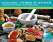 Natural herbs and spices (CD168)