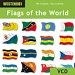 Flags Of The World (WES-WE248VCD)