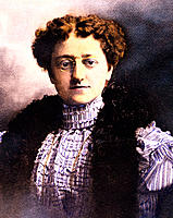 Historical portrait of a woman