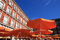 Plaza Mayor. Madrid. Spain