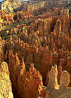 Silent City. Bryce Canyon National Park. Utah. USA
