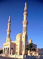 Jumeira Mosque. Dubai City. Dubai. United Arab Emirates