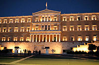 Parliament. Athens. Greece