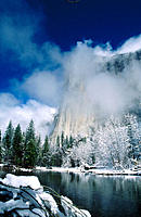 Yosemite National Park. California. USA