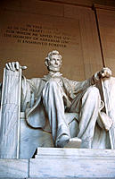 Lincoln Memorial. Washington D.C. USA