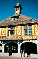 Town Hall. Arreau. France