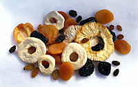 Dry fruit, Sorts, various