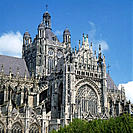 St. John´s Cathedral. ´s Hertogenbosch. Holland