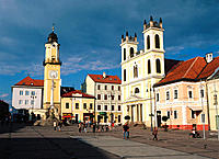 Main Square. Banska Bystrica. Slovakia