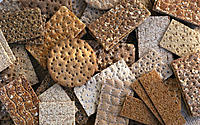 Crispbread, Sorts, different