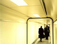 Gangway - Bremen Airport - Germany