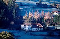 Farmhouse. Oñati. Gipuzkoa. Spain