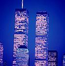 World Trade Center and World Financial Center. NYC. USA