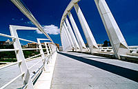 City of Arts and Sciences, by S. Calatrava. Valencia. Spain