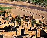Aït Ben Haddou. High Atlas. Morocco