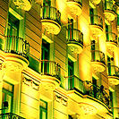 Hotel Majestic. Barcelona. Spain