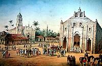 San Juan De Los Remedios--Cuba Artist Unknown