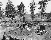 Photographer´s Darkroom Tent, American Civil War
