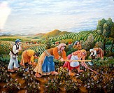 Tending The CropsJavran (Yugoslavian)