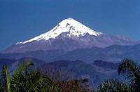 Mount Orizaba Veracruz Mexico