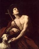 Saint John The Baptist17th C.Orazio de Ferraro (1607-1657 Italian)Ciurlionis State Art Museum, Lithuania