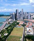 Downtown. Singapore