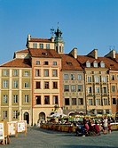 Aerial, Architecture, Art, Blue, Buildings, Doors, Holiday, Landmark, Market, Old, People, Pictures, Poland, Europe, Roof, Sky,
