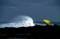 10628818, Atlantic, surf, waves, holidays, spare time, Canaries, Canary islands, isles, coast, Lanzarote, sail, Spain, Europe,