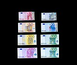 10632056, everything, really, euro, marks, notes, rows, currency, figures, finances