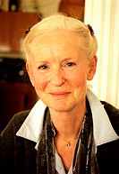 Aeltere Dame   Elderly Lady  