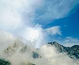 Astazu. Gavarnie. Parc National Pyrenees. France