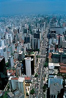 Photo Illustrated and local cities and monuments by Brazil,