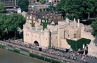 Tower of London. London. England