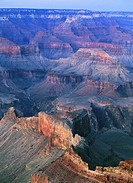 Grand Canyon National Park. Arizona. USA