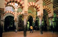 Great Mosque. Cordoba. Spain