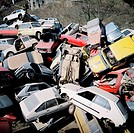 Scrapyard. Cestona. Spain