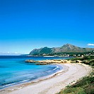 Bay of Pollensa. Majorca. Balearic Islands. Spain