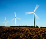 Windfarm, Central Scotland (thumbnail)