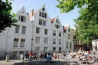 The Spui. Amsterdam. Holland