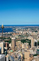 Central Business District, Sydney, Australia