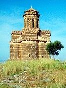 Agia Sophia church (15th century). Kardamili village. Messenia, Peloponnese. Greece