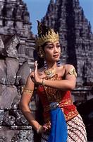 Java, Prambanan, Ramayana Dancing, Indonesia