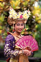 Bali, Legong Dancer, Indonesia