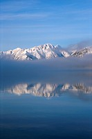 Turnagain Arm Cook Inlet Alaska USA