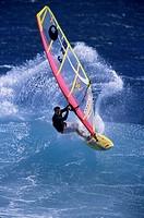 Hookipa Beach Maui Hawaii USA