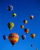 Kodak AlbuquerqueInternational Balloon FiestaNew MexicoUSA