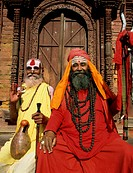 SadhusIndia