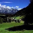 Near Schladming Austria