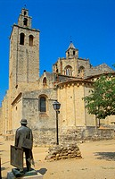 Monastery. Sant Cugat del Vallès. Barcelona province. Spain