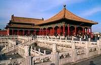 Forbidden city. Beijing. China